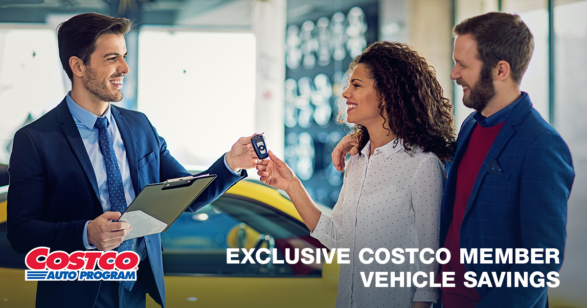 New & Used Car Buying Service | Costco Auto Program | Official Site