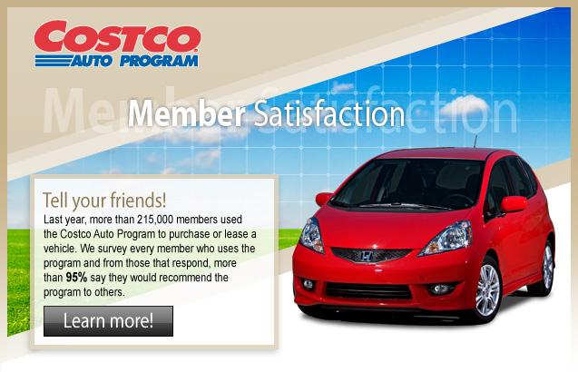 Costco Auto Program >> Member Satisfaction