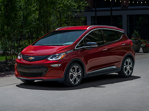 Chevrolet Bolt EV Limited-Time Special